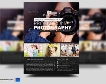 Photography flyer photoshop template instant download photography flyer photoshop template instant download saigontimesfo