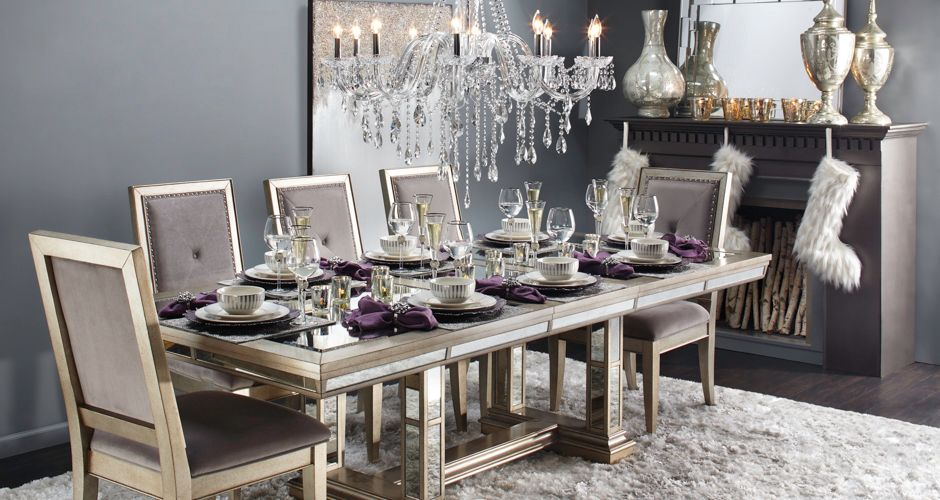 Inspired By This Welcome Home Ava Dining Room Inspiration Look On