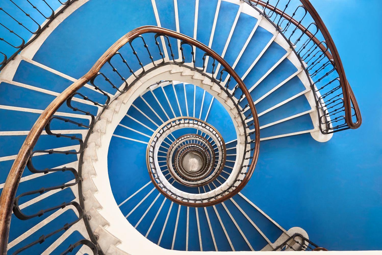 1d4b55eba8 Galeria de Escadas Art Déco de Budapeste pelas lentes de Balint Alovits - 1