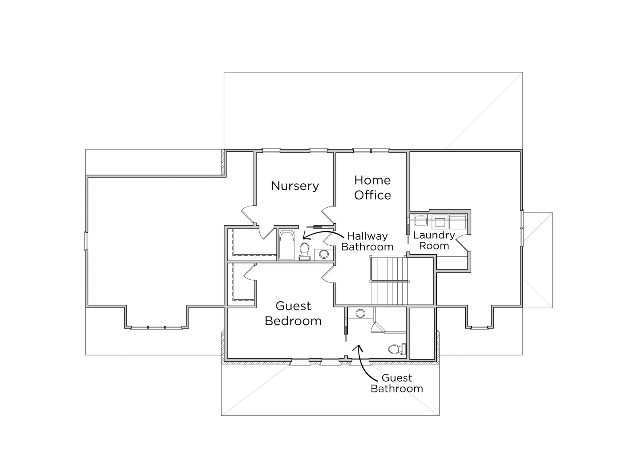 Floor Plans from HGTV Smart Home 2016