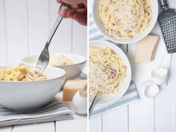 dreierlei liebelei superschnelle pasta alla alles aus einem topf rezepte kochen pinterest. Black Bedroom Furniture Sets. Home Design Ideas