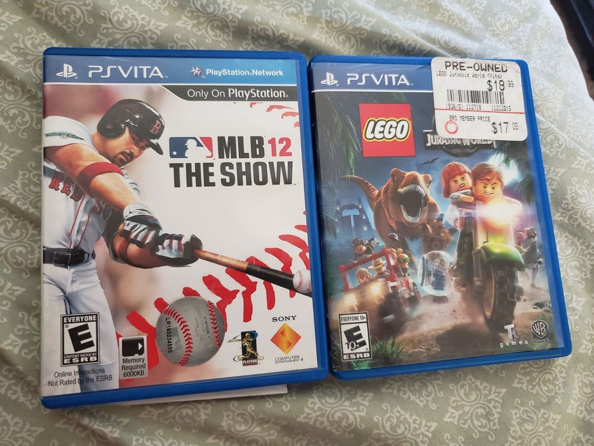 Pin By Sue Collins On Ale Up Odeas Ps Vita Games Ps Vita Lego Jurassic World
