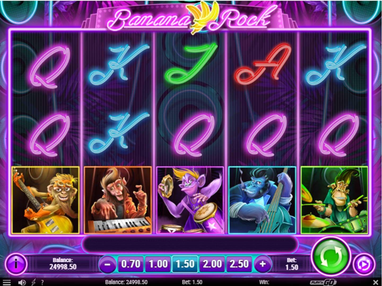 Банана слот казино онлайн игровые автоматы российские