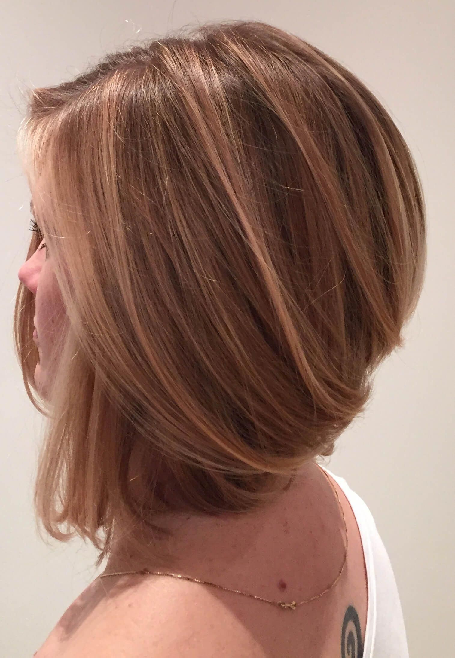 Concave Bob Longhairstylesforfinehair Concave Bob Hairstyles Mid Length Hair Medium Length Hair Styles