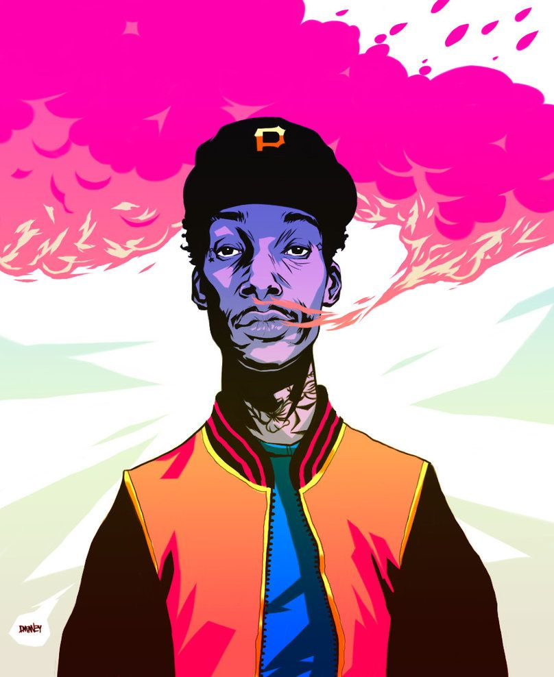 Wiz Khalifa, The Wiz, Art