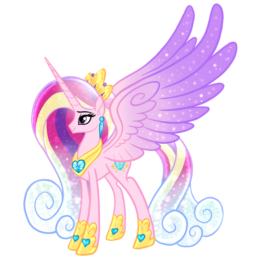 Queen Cadence by MelSpyRose on DeviantArt   My little pony unicorn, My  little pony princess, My little pony drawing
