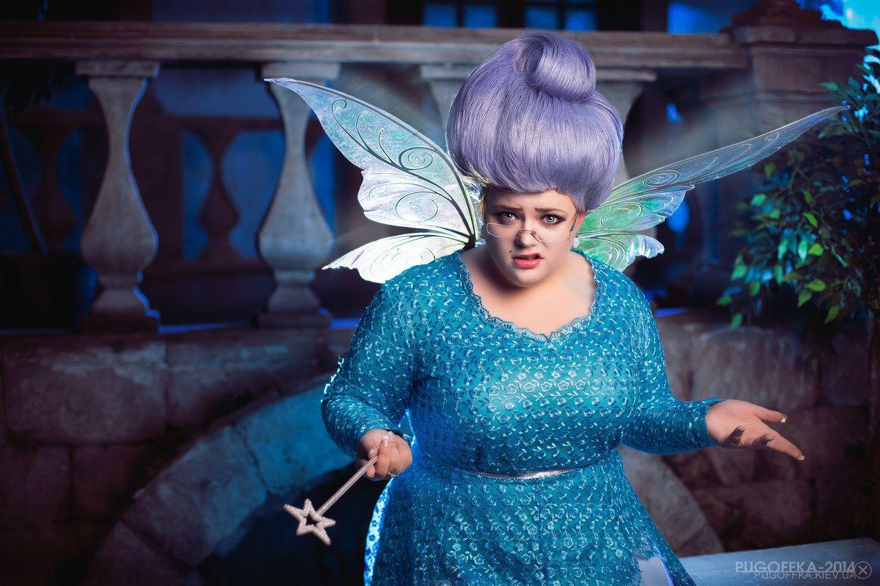 Fairy Godmother - Shrek by Pugoffka-sama.