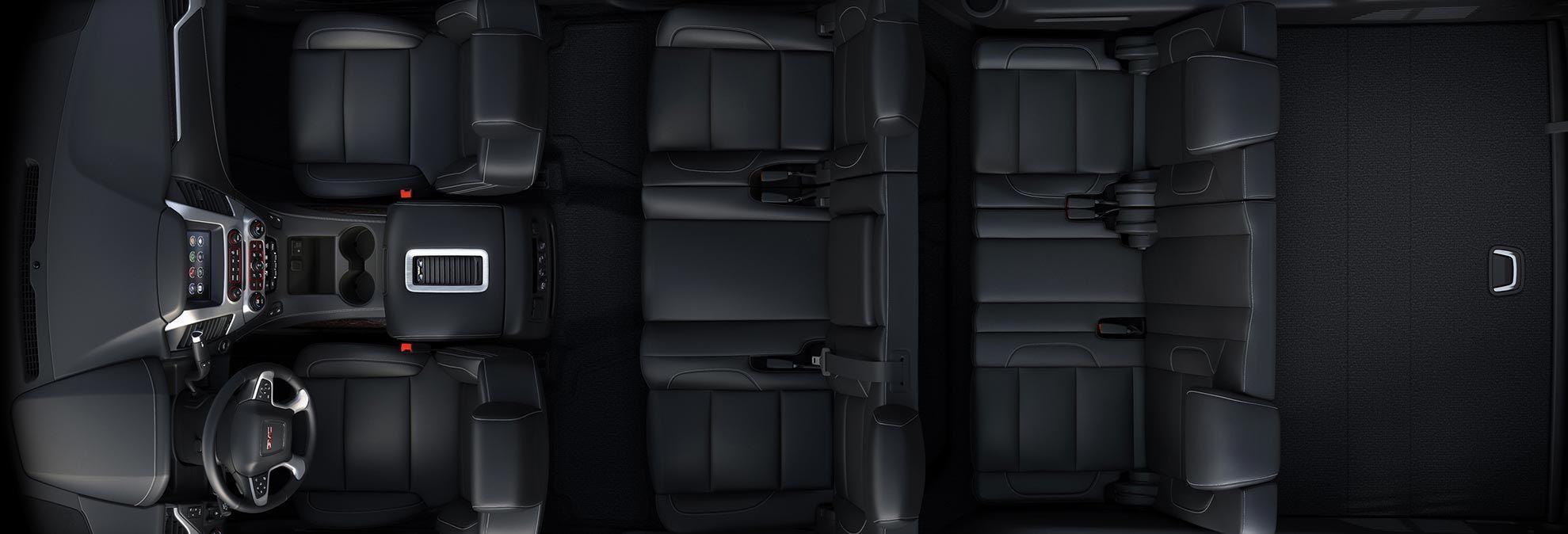 Suvs And Minivans With The Best Third Row Seats Gmc Yukon Xl
