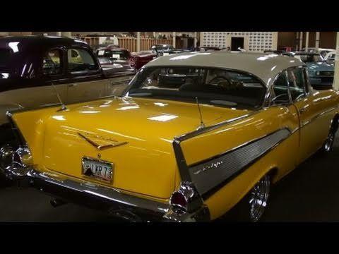 1957 Chevrolet Bel Air 445 Hp Hot Rod Restomod 57 Chevy Bel Air