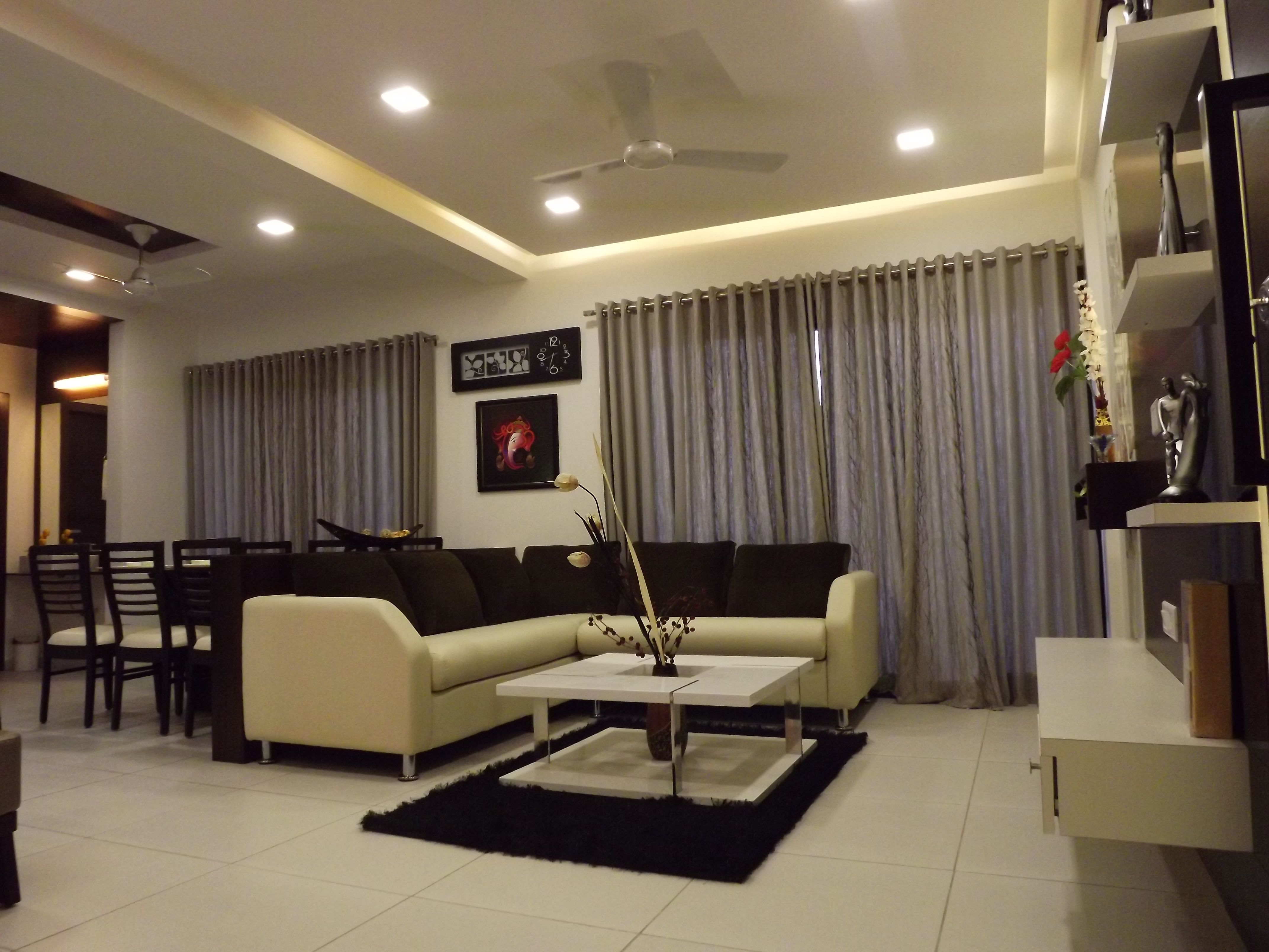 Architecture and interior design projects in India - Apartment ...