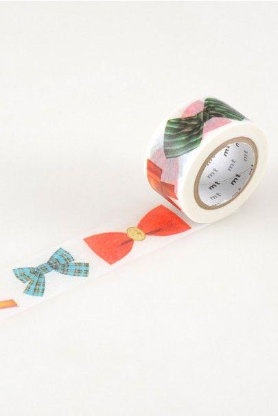 MT Japanese Masking Tape - Wide Rolls - Ribbon