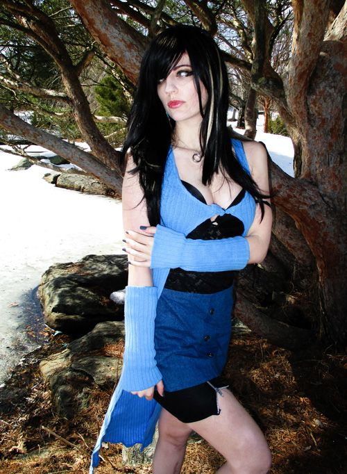 Squall Leonhart & Rinoa Heartilly Cosplay - Final Fantasy