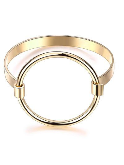 GET $50 NOW | Join Zaful: Get YOUR $50 NOW!http://m.zaful.com/hollowed-gold-plated-bracelet-p_244416.html?seid=1805886zf244416