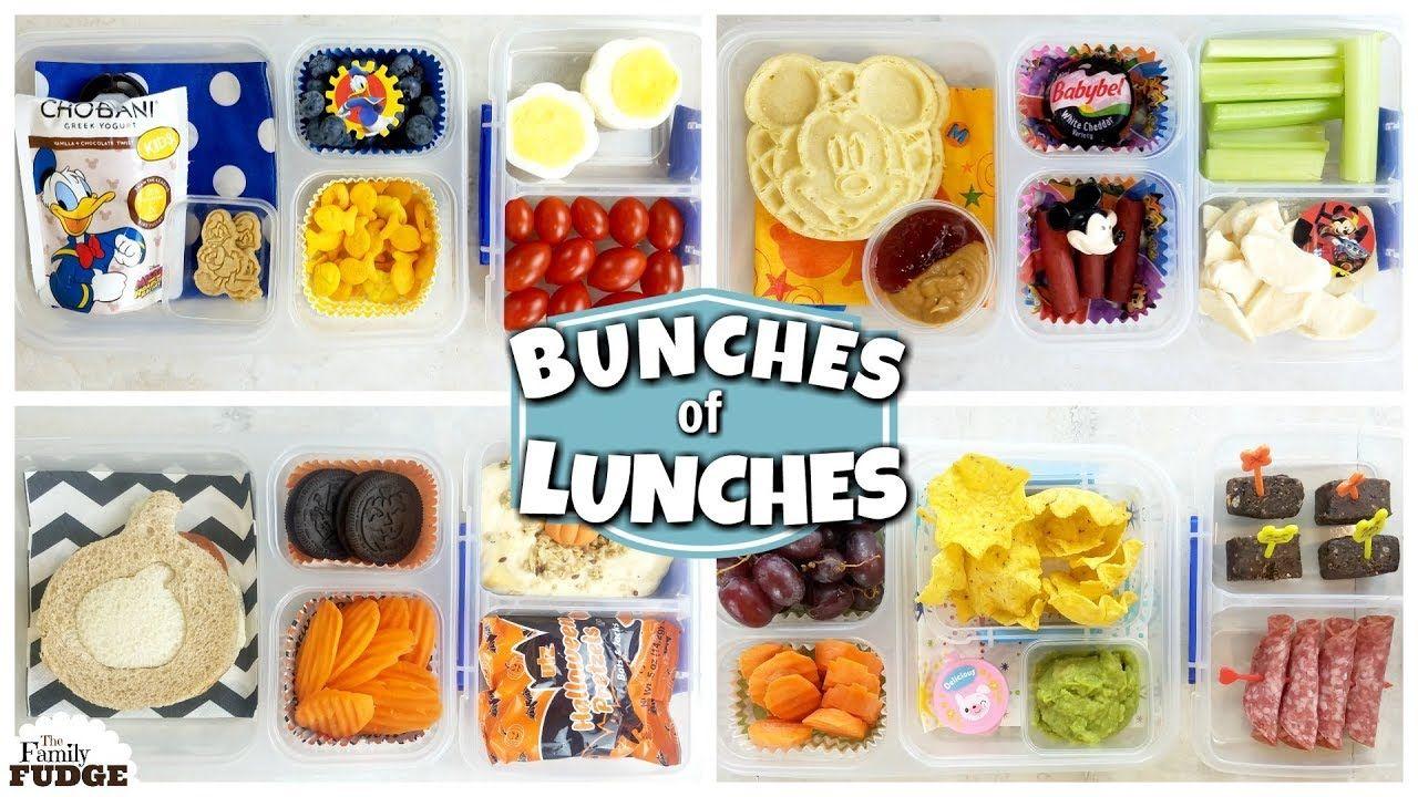 24bb9cd1f8dd School LUNCH IDEAS for KIDS - JK, 1st Grade, 3rd Grade 🍎 Bunches of ...