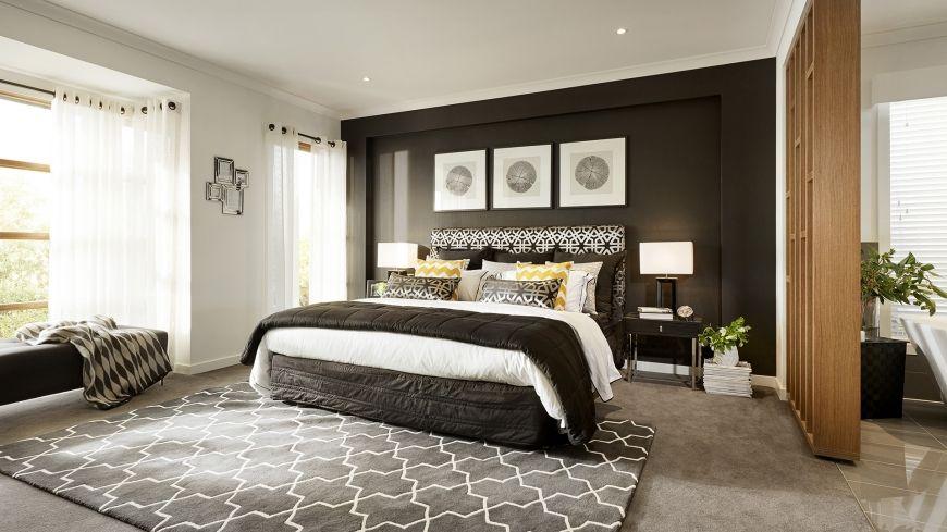 Dise o de dormitorio principal en blanco y 870 for Diseno de dormitorio blanco