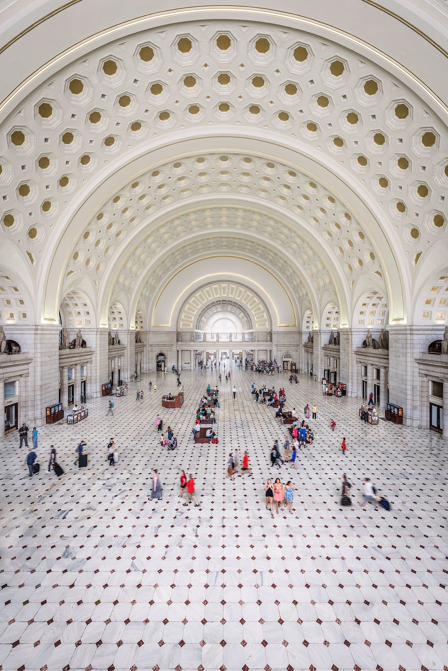 Washington, D.C.'s Union Station Returns to Its Former Glory Photos | Architectural Digest