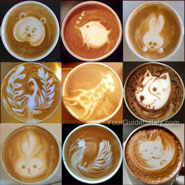 Types Of Coffee Served In Italy Coffee Recipes Coffee Type Coffee Latte Art