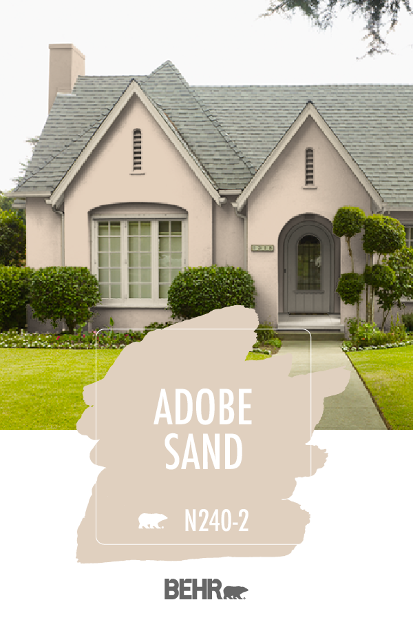 If You Re Looking For A Neutral Color That Can Stand The Test Of Time Look No Further Than Behr Paint In Adobe Sand Behr Paint Colors Behr Colors Behr Paint