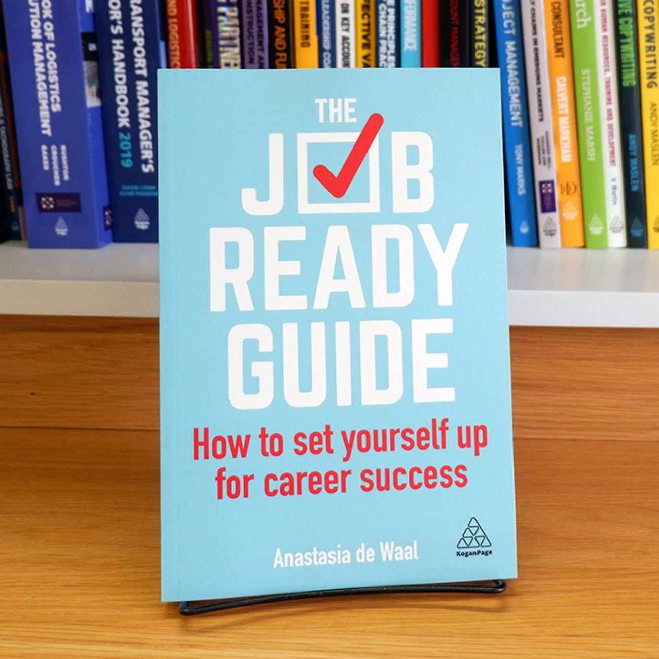 £12.49 The Job Ready Guide Inspirational