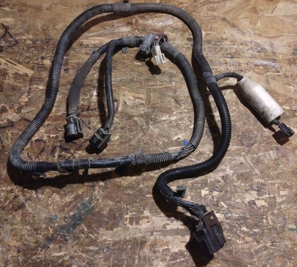 small resolution of 1992 1997 ford f150 f250 f350 7 5l 460 automatic transmission wire harness 4x2 autoparts f250 f350 f250 f350 superduty sd ford truck f150 f250