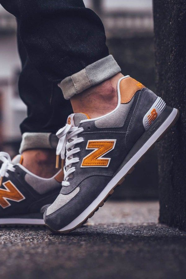 Marques Chaussure homme New Balance homme Ml574 Castlerock