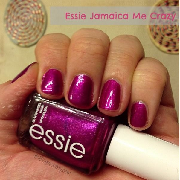 Essie Jamaica Me Crazy For Summer