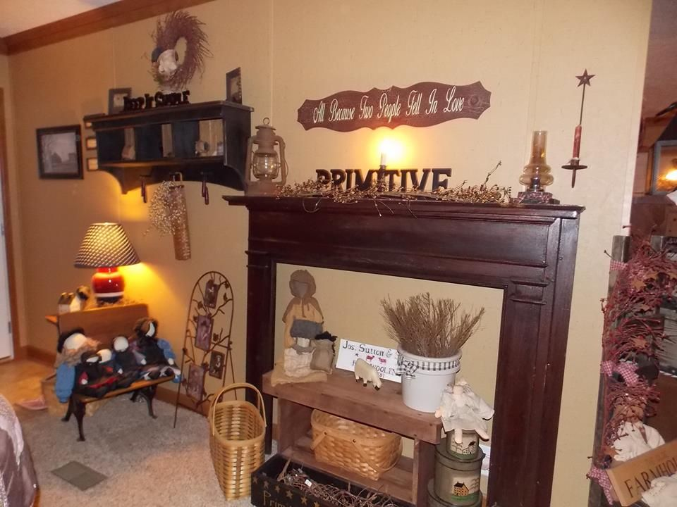 Country mobili ~ Manufactured home decorating ideas primitive country style