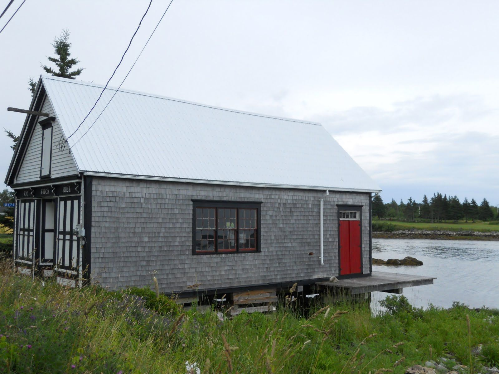 The Black Duck - Vogler's Cove, NS