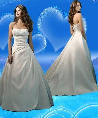 Alfred Angelo Wedding Dresses Style 1136 #ShopSimple | Dressilyme ...