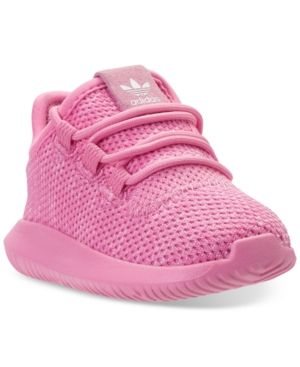 best authentic c0ccc f071b adidas Toddler Girls' Tubular Shadow Knit Casual Sneakers ...