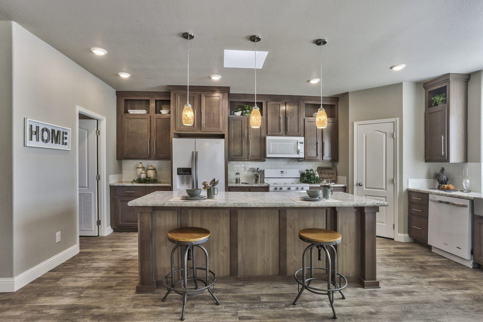 Mobile Home Kitchen Cabinets For Sale Track Lighting American Freedom 3266d Champion Homes