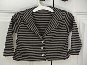 Lily Blazer (knit)