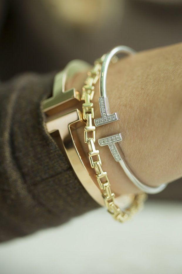 New Tiffany T Collection Can Be Worn Every Day Tiffany
