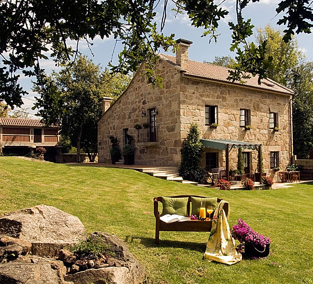 Casa de turismo rural a mui eira cambados galicia casas - Casas de campo en galicia ...