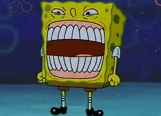 How Many Of These Spongebob Faces Do You Recognize Spongebob