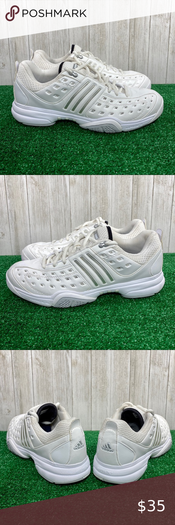 trimestre Legibilidad Multiplicación  Adidas Climacool Adiprene Tennis Shoes White in 2020 | Tennis shoes, Shoes,  Clothes design