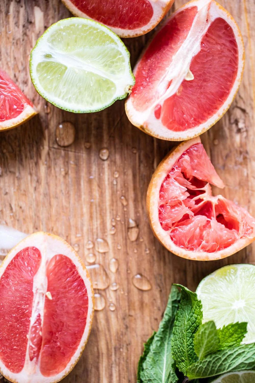 Minty Grapefruit Caipirinha. - Half Baked Harvest | Recipe ...