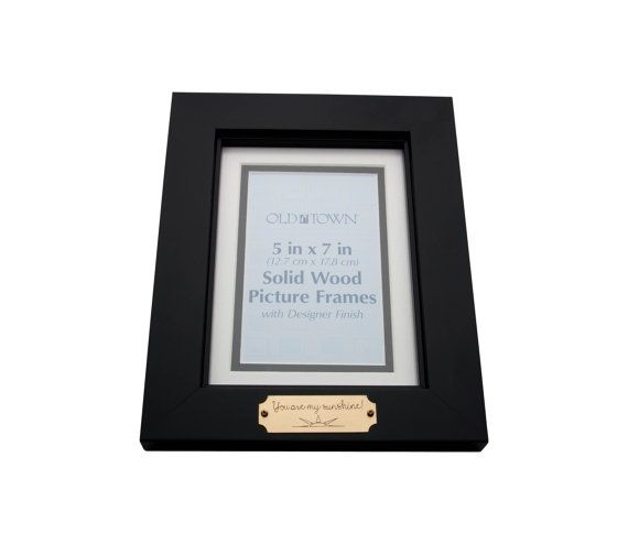 Personalized Photo Gifts - Personalized picture frame - Custom ...