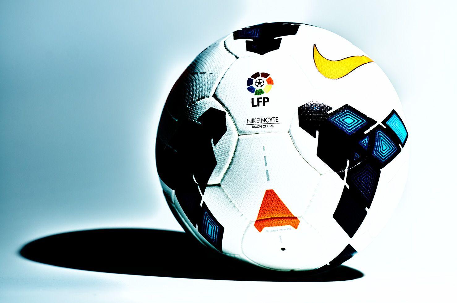 Nike Incyte Official LFP (La Liga) Match Ball... 134.99 Soccer Cleats 27401eba91a5e