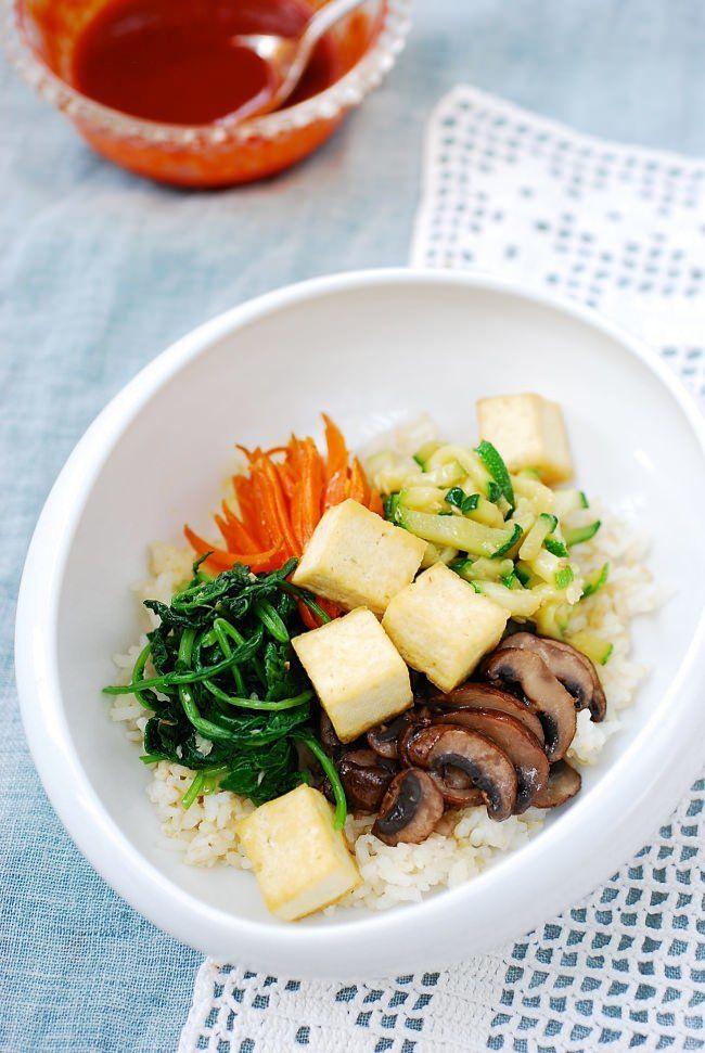 Easy bibimbap add tofu or fish or beef whatever suits your fancy easy bibimbap add tofu or fish or beef whatever suits your fancy korean food forumfinder Images