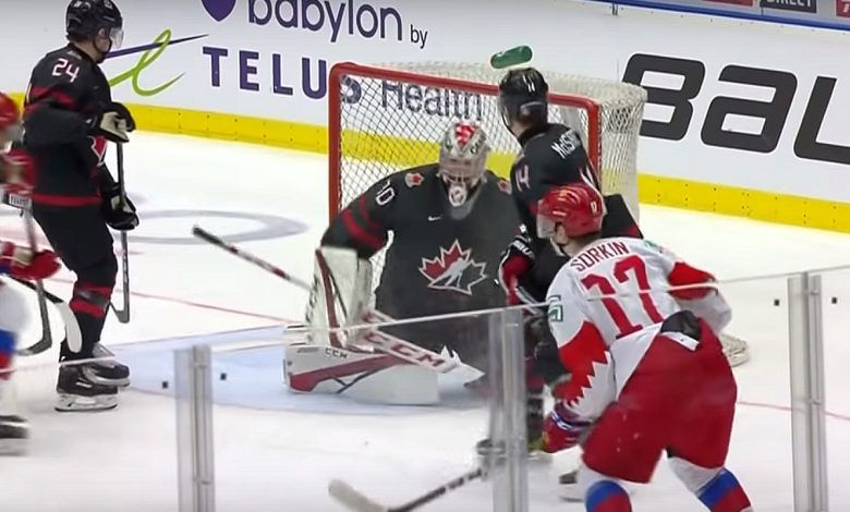 Canada Wins 2020 World Junior Hockey Title In 2020 World Junior Hockey Hockey Ice Hockey