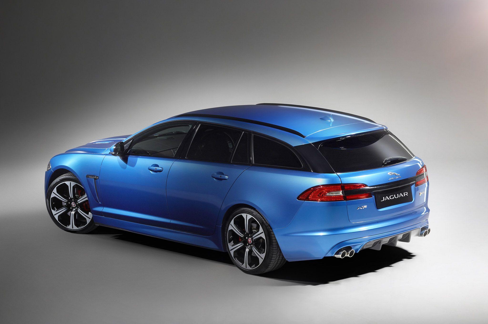 2015 Jaguar Xfr S Sportbrake