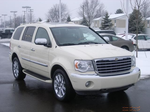2008 Chrysler Aspen Limited Sterling Heights Mi Chrysler