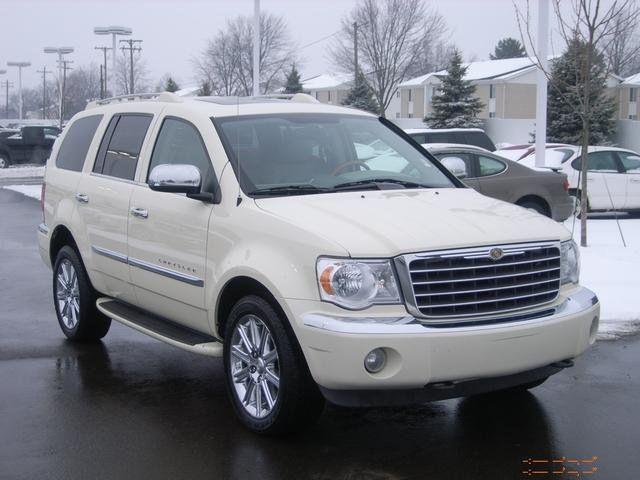 2008 Chrysler Aspen Limited Sterling Heights Mi Chrysler