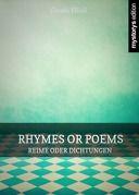 Englisch, Reime, Rhymes, Dichtungen, Poems, Deutsch