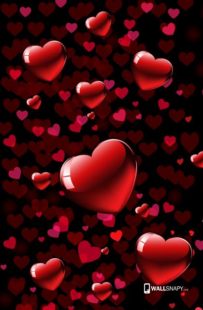 Pin Von Deborah Threet Auf Love The Color Red Herz