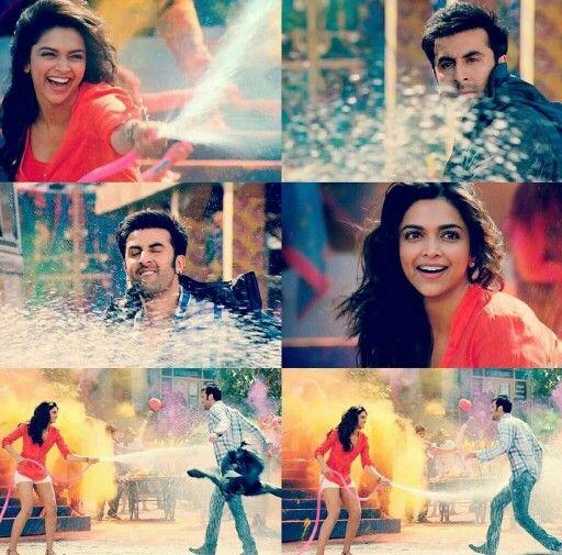 Ranbir & Deepika | Indian celebrities, Movie shots