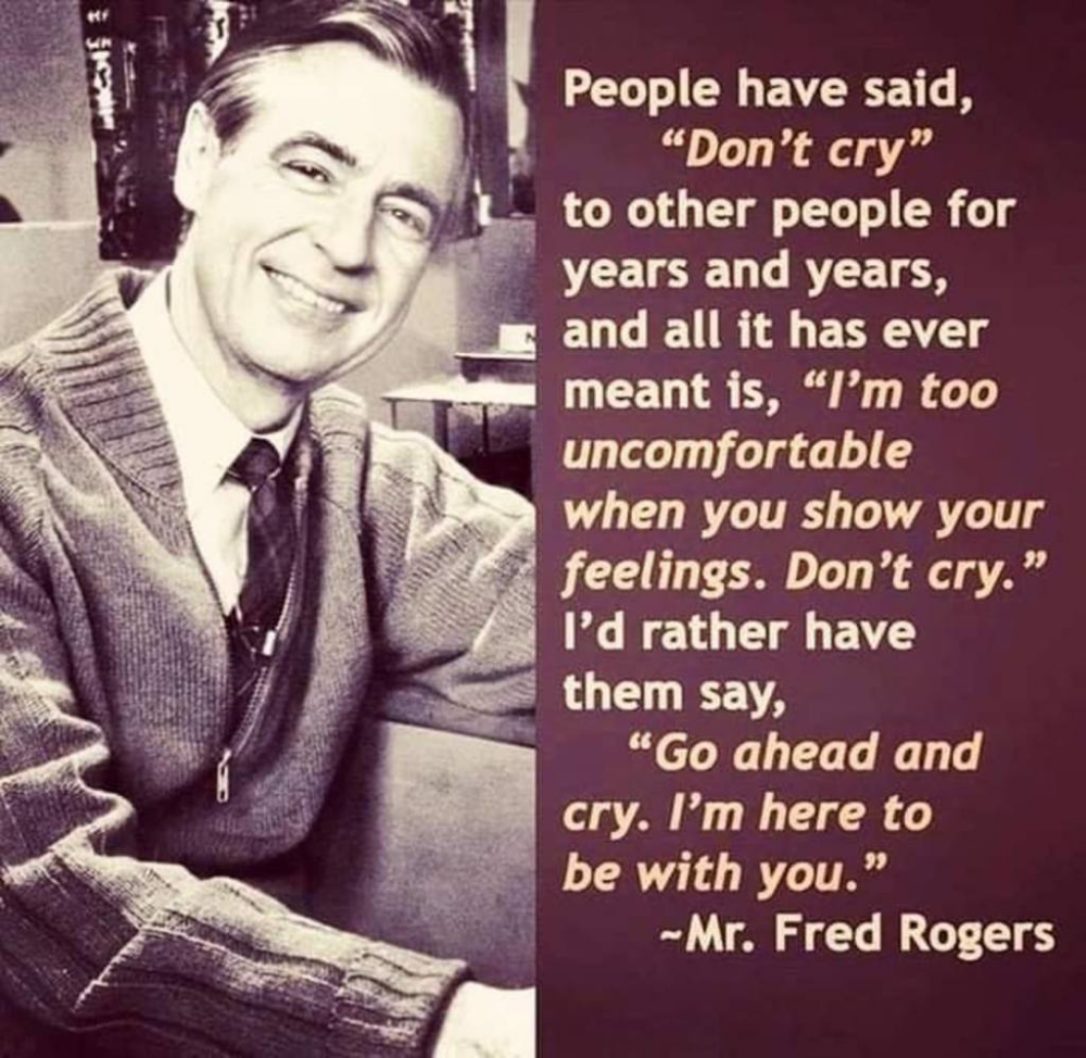 Newsfeed Minds Mr Rogers Quote Life Quotes Mr Rogers
