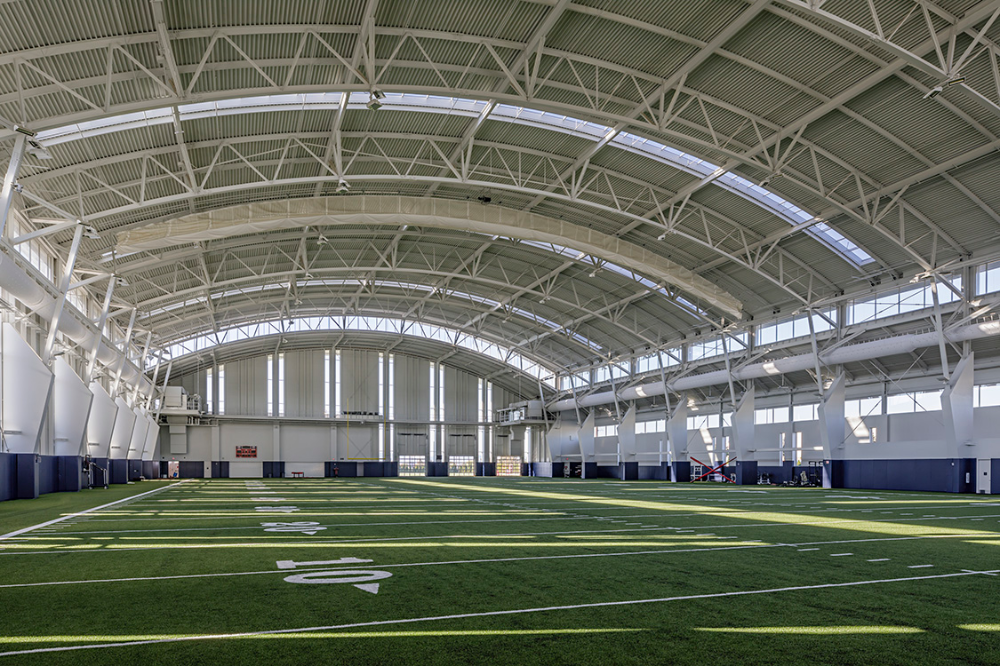 Liberty University Indoor Practice Facility Vmdo Architects In 2020 Indoor Soccer Field Facility Liberty University