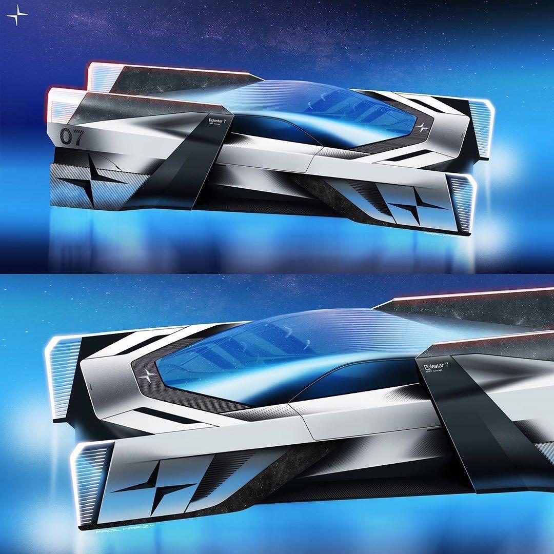 587 Likes 3 Comments Polestar Design Community Polestardesigncommunity On Instagram Entry For Inktoberp Transportation Design Concept Design Motor Car